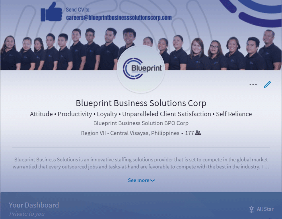 Going social and professional with linkedin blueprint business today they are being used as a platform for progress especially in the field of digital marketing malvernweather Choice Image