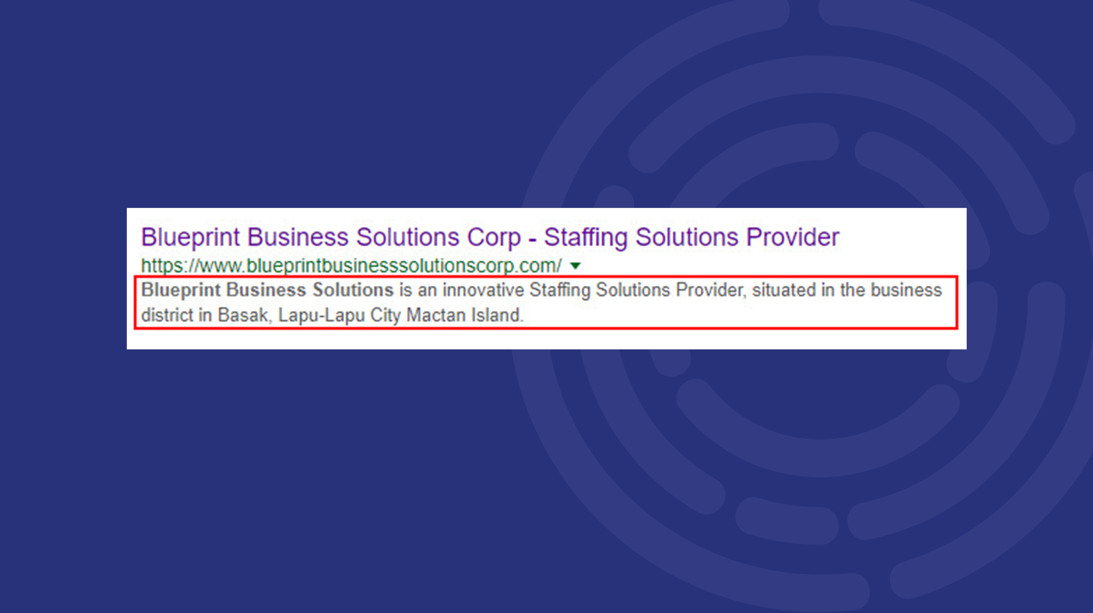 The meta description blueprint business solutions corp the previous standard of 160 characters can be dreary to some especially to those who dont have the inclination to sum up a whole webpage into few malvernweather Image collections