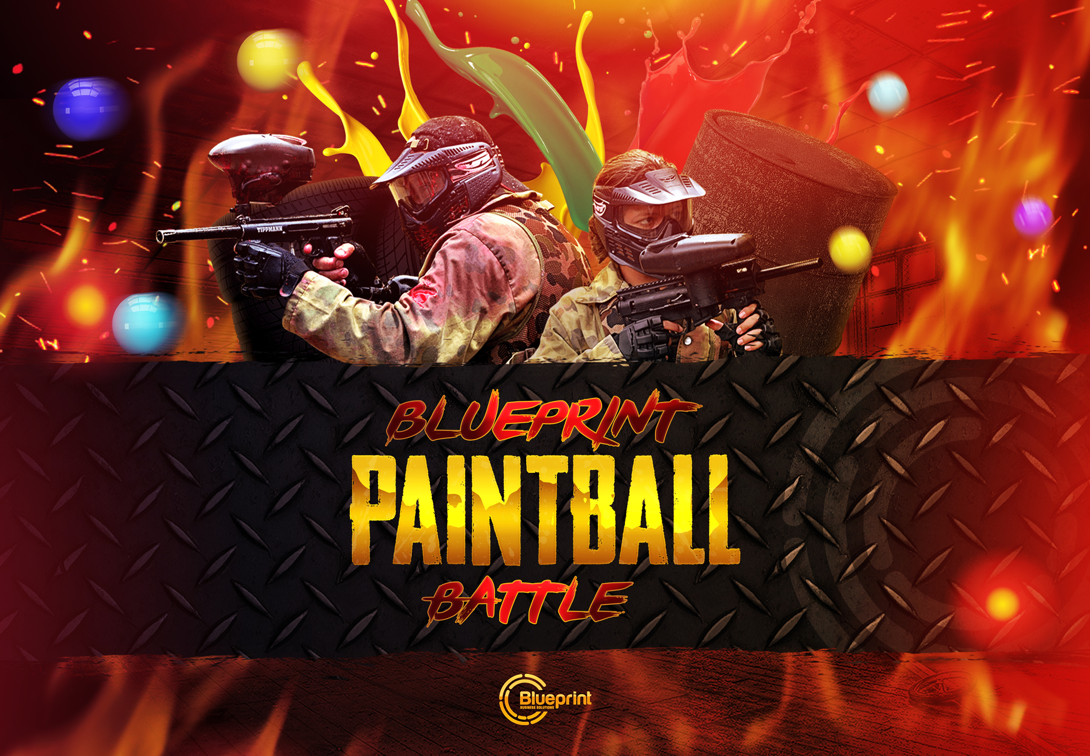 Blueprint paintball battle blueprint business solutions corp blueprint paintball battle malvernweather Choice Image