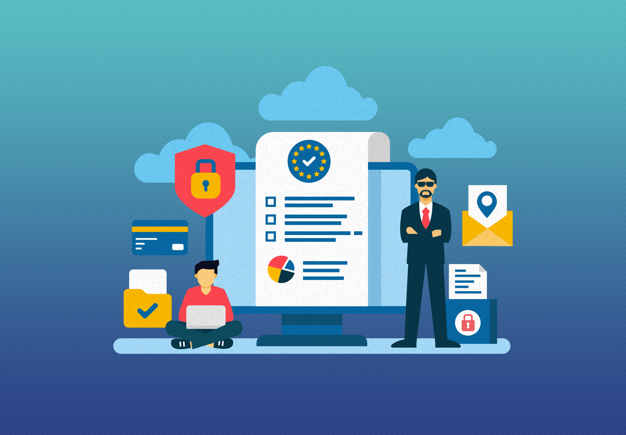 What is gdpr and its impact on companies blueprint business with the presence of the internet our lifestyle dramatically shifted to entrusting significant activities online the way people communicate and perform malvernweather Gallery